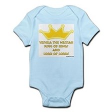 King Of Kings Infant Creeper