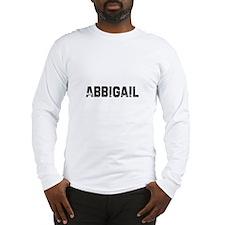 Abbigail Long Sleeve T-Shirt