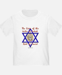 Lion Of The Tribe Of Judah T
