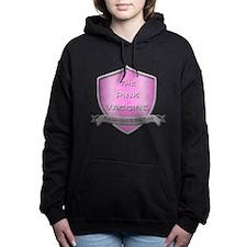 Funny Cancer logo Women's Hooded Sweatshirt