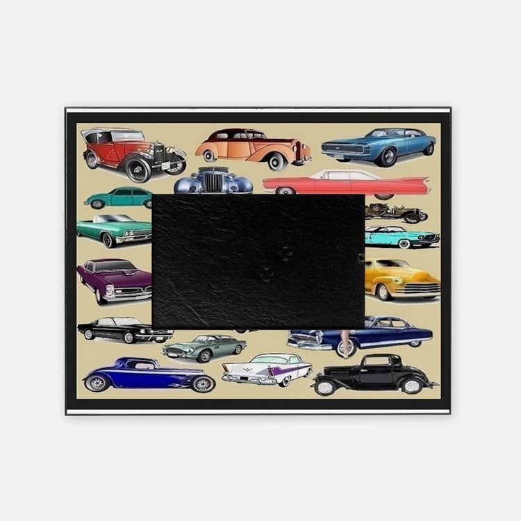 car show picture frame
