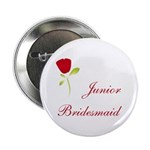 Red Junior Bridesmaid 2.25