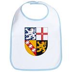 Saarland Coat of Arms Bib