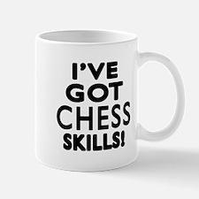Chess Skills Designs Mug