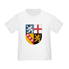 Saarland Coat of Arms T