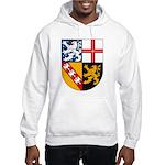 Saarland Coat of Arms Hooded Sweatshirt