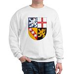 Saarland Coat of Arms Sweatshirt