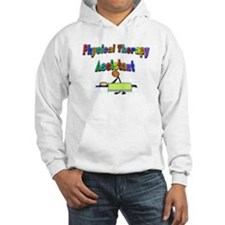 Physical Therapy Assistant Stick Hoodie