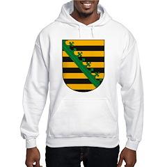 Sachsen Coat of Arms Hoodie