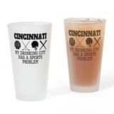 Cincinnati Pint Glasses
