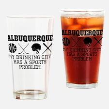 Albuquerque Drinking City Sports Problem Drinking