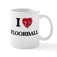 I Love Floorball Mugs