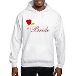 Red Bride Hooded Sweatshirt