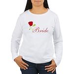 Red Bride Women's Long Sleeve T-Shirt