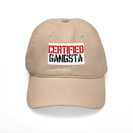 Certified Gangsta Cap