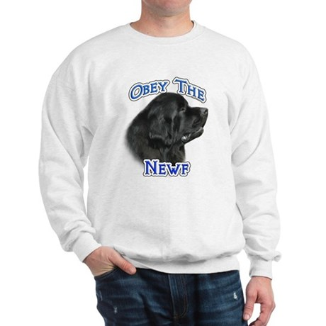 Newfie Obey Sweatshirt