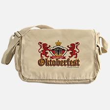 Oktoberfest Lions Messenger Bag