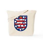 Thuringen Coat of Arms Tote Bag
