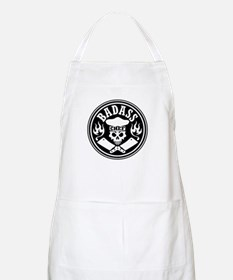 Badass Chef Black Apron