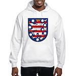 Thuringen Coat of Arms Hooded Sweatshirt