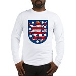 Thuringen Coat of Arms Long Sleeve T-Shirt