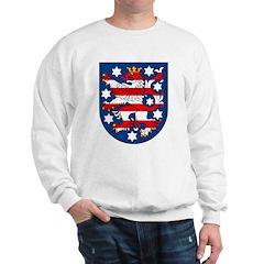 Thuringen Coat of Arms Sweatshirt