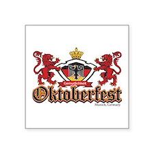 Oktoberfest Lions Sticker