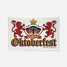 Oktoberfest Lions Magnets
