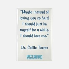 LOVE ME... Rectangle Magnet