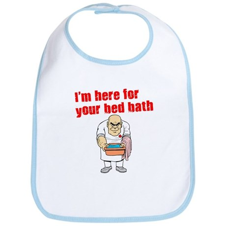 Time for Your Bed Bath! Bib