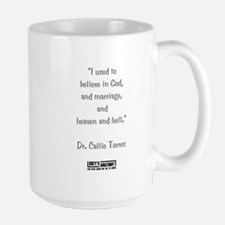 I USED TO... Large Mug
