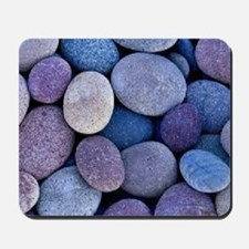 colorful rocks Mousepad