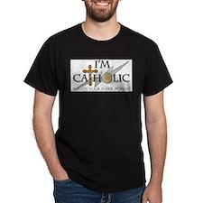 Cute Catholic T-Shirt