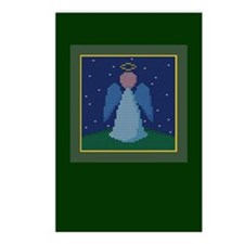 Knit Angel Postcards (Package of 8)