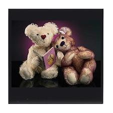 Cozy Bears Tile Coaster