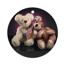 Cozy Bears Ornament (Round)