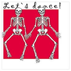 Let`s dance Poster