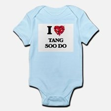 I Love Tang Soo Do Body Suit
