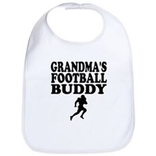Grandmas Football Buddy Bib