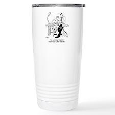 Cute Funny doctor Travel Mug