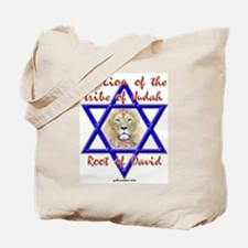 Lion Of The Tribe Of Judah Tote Bag