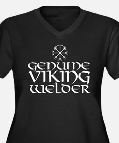 Viking Welder Plus Size T-Shirt