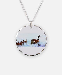Mother Goose. Necklace