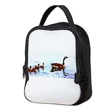 Mother Goose. Neoprene Lunch Bag