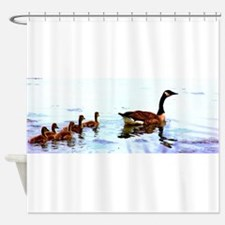 Mother Goose. Shower Curtain