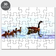 Mother Goose. Puzzle