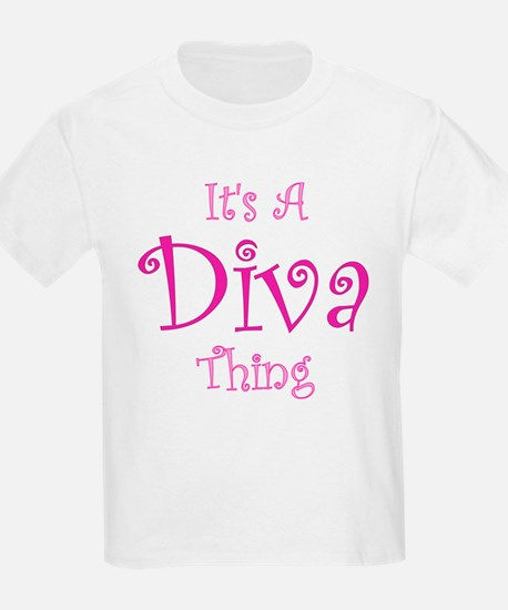 It's a Diva Thing T-Shirt