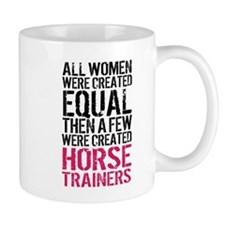 Horse Trainer Women Mugs