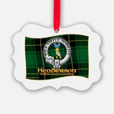 Henderson Clan Ornament