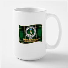 Henderson Clan Large Mug